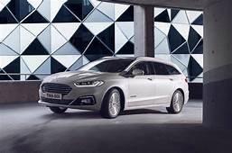 New 2019 Ford Mondeo Revealed With Tweaked Looks And Extra