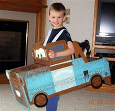 Costume For Cars by Coolest Tow Mater From Disney S Cars Costume