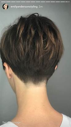 hairstyles from behind short hair from behind thick hair styles haircut for thick hair short hair back