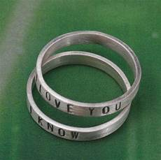 i love you ring i know band star wars inspired rings