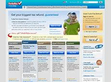 tax refund loan with turbotax