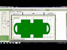 how to make a bag welding shapes in cricut craft room