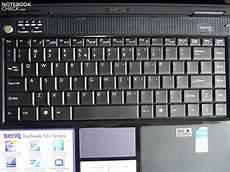 review benq joybook s31 notebook notebookcheck net reviews