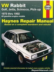 what is the best auto repair manual 1992 chevrolet 1500 interior lighting haynes vw rabbit jetta scirocco pick up convertible gasoline engine 1975 1992 auto repair manual
