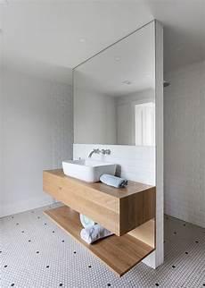 meuble salle de bain bois moderne et mobilier sous vasque
