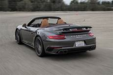 2017 Porsche 911 Turbo Cabriolet Test The Ultimate
