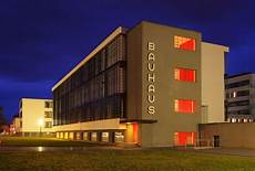 designer accommodation with a twist at the bauhaus school