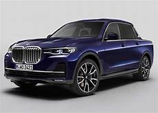 bmw reveals x7 double cab bakkie with six cylinder engine