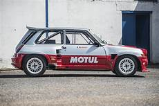 1986 Renault 5 Maxi Turbo