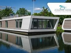 Floating Homes Schwimmendes Haus In Hamburg Leben Auf
