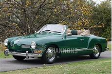 sold volkswagen karmann ghia convertible lhd auctions