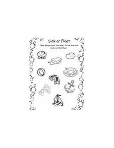 float and sink word search sink or float worksheet teachers pay teachers
