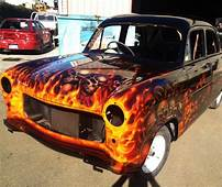 And Flames What Is It With Airbrush Artists Skulls Pictures