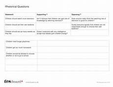 rhetorical questions worksheet ks2 literacy by tes elements teaching resources