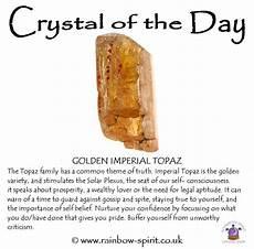 healing properties of imperial topaz