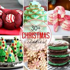 thirty plus festive cookie recipes let s dish