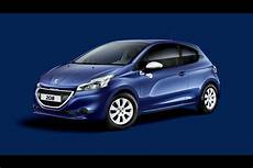 peugeot 208 gris aluminium peugeot 208 like edition launched in autoevolution