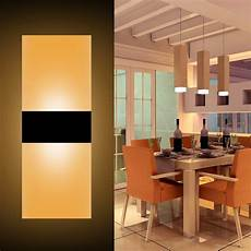 wall lights for home office aliexpress com buy brand new ac100 265v modern led wall lights room office canteen acrylic