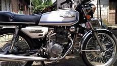 Honda Gl 100 Modif by Honda Gl 100 1979 Platina Silver Original
