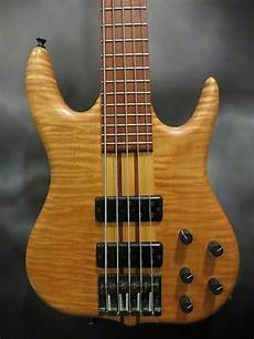 Ken Smith Bt Custom 5 String Bass Guitar With Reverb