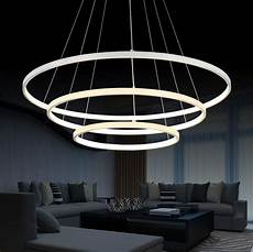 kronleuchter modern led modern led chandelier for living room dining room acrylic