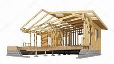 casa estructura de madera foto de stock 169 tvildanov