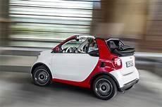 smart fortwo cabrio 2016 smart autopareri