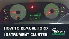 book repair manual 2007 ford e350 instrument cluster removal of 2005 2007 ford f250 f350 f450 instrument cluster for gauge repair service tae