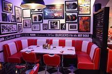 American Diner Einrichtung - american diner speisen im us style magazin
