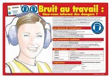 Affiche Sur Le Bruit Au Travail Seton Fr