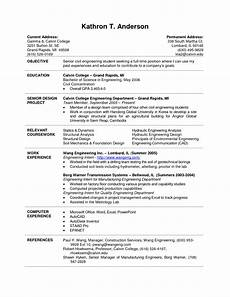 current college student resume planner template free