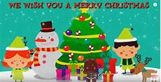 we wish you a merry christmas kids christmas songs christmas carols the kiboomers youtube