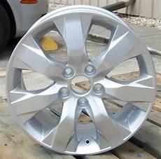 oem honda 17 quot alloy wheel rim for 2008 2009 2010 2011