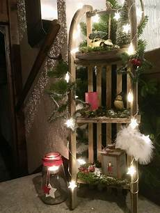 Weihnachten Ideen Deko Hauseingang Weihnachten