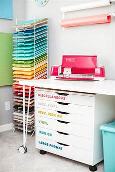 craft room organization ideas craft room reveal
