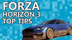 Forza Horizon 3 Top Tips For Starting Out