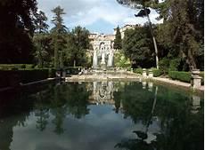 villa d este file tivoli villa d este querachse mit neptunbrunnen und