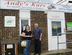 andy garage andy s kars the garage that repairs cars and s