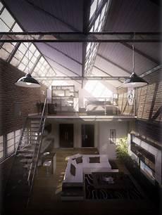 Factory Apartment By Speakerk On Deviantart