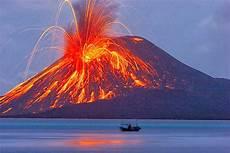 Gambar Ancaman Bencana Letusan Gunung Api Indonesia Merapi