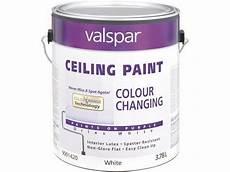 valspar color changing latex flat ceiling paint white 1 gal 027 0001420 007 newegg com