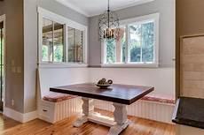 Beadboard Kitchen Banquette by Corner Banquette Bench Kitchen Farmhouse With Antique