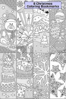 Malvorlage Lesezeichen Weihnachten B 252 Ndel Mit 8 Weihnachtsfarbstiften Ricldp Kunstwerke