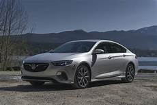 first 2018 buick regal gs review the american sportback sedan