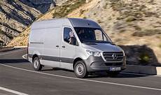 Mercedes Sprinter 2018 Revealed Highly Customisable