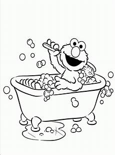 print elmo coloring pages for children s home