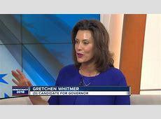 whitmer governor mi