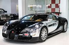 Bugatti Veyron For Sale New stunning chrome and black bugatti veyron for sale gtspirit