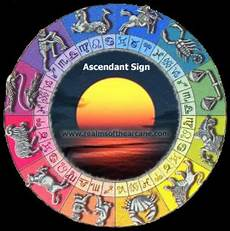 The Ascendant Rising Sign Astrology