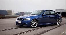 m sport estoril blue bmw e90 m3 rides on z performance